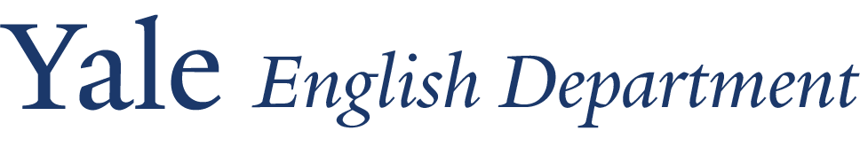 Yale English Department logo