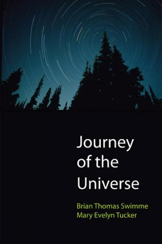 Journey of the Universe book jacket