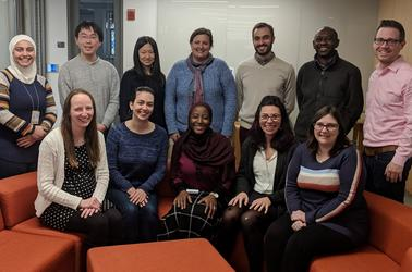 Fall 2018 Scientific Teaching Fellows Course Instructor & Participants