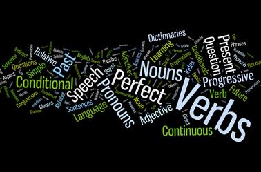 word grammar art